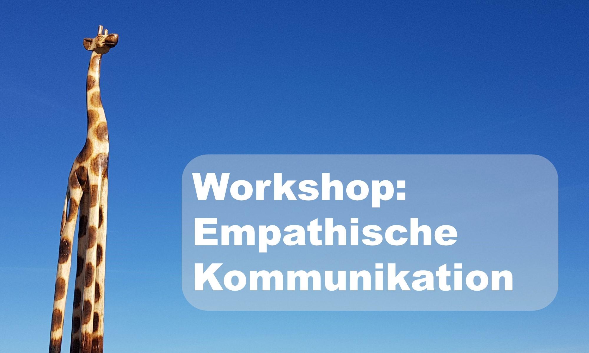 Workshop Empathische Kommunikation