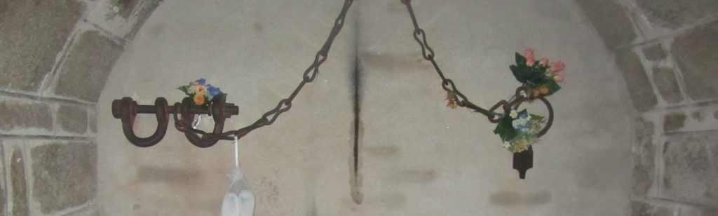 Was hält mich in Gefangenschaft, Ketten St. Leonard de Noblat