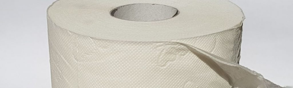 Toilettenpapier, Klorolle